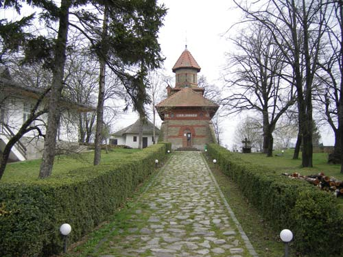 Biserica noua Ipotesti - Casa memoriala Eminescu