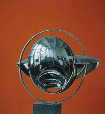 sculptura metal  Constantin Lucaci