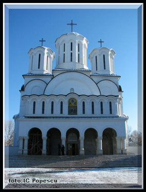 catedrala episcopiei slobozia