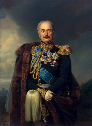 generalul pavel kiseleff