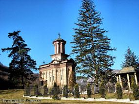 manastirea Cozia Capela
