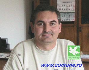 Vasile Boeangiu - primar Alunu