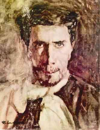 stefan luchian autoportret