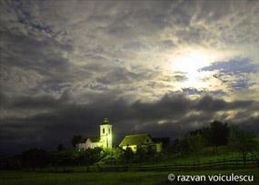 biserica catolica din porumbacu