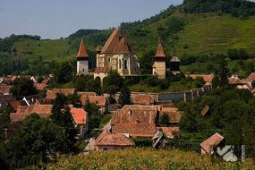 biserica fortificata biertan