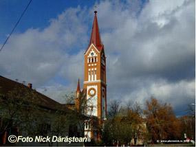 buzias - biserica