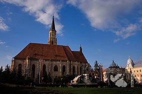catedrala din cluj napoca