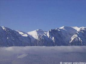 brasov - muntii bucegi - coltii morarului