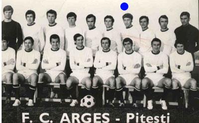 F.C.Arges Pitesti - campioana