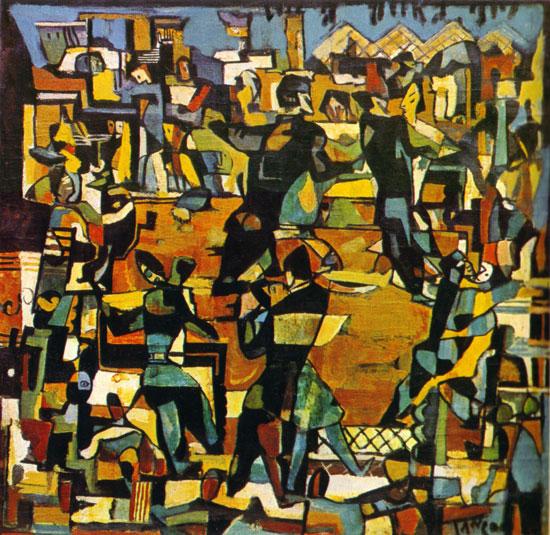 dadaism- tristan tzara