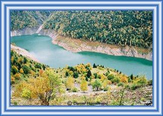 lacul gura apei - muntii tarcului