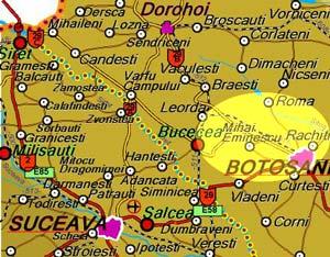 Harta Ipotesti Botosani