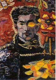 ion tuculescu - autoportret