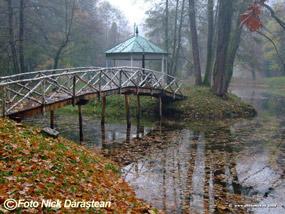 lacul si parcul de la Savarsin