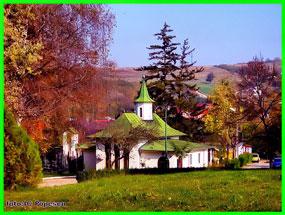 manastirea bucium iasi
