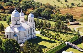 manastirea celic dere tulcea