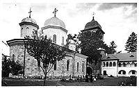 manastirea negru voda - campulung muscel