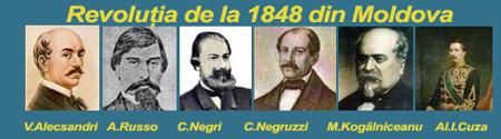 revolutia de la 1848 din moldova