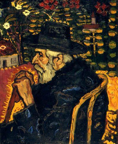 portretul bunicului - ion tuculescu
