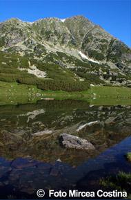 lacuri glaciare muntii retezat