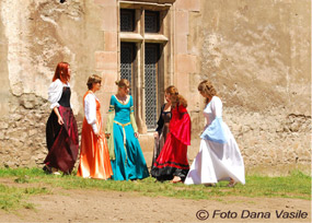 vodevil la castelul huniazilor