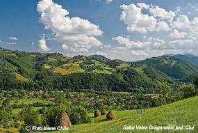 Valea Draganului - sat clujean