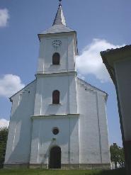Biserica evanghelica din Jeica