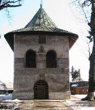 Biserica lui Petru Rares cu hramul Adormirea Maicii Domnului
