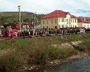 Mariselu - sfintirea Bisericii 08.10.2006