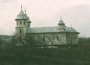 Biserica ortodoxa Sfanta Maria cea mica din Bozies