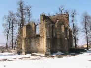 Ruinele Episcopiei catolice a lui Alexandru cel Bun