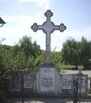 Monumentul eroilor din Magurele-Mariselu