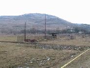 Statia de gaz din Chiochis