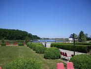 lacul si strandul