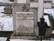Piatra mormantului campionului european la judo