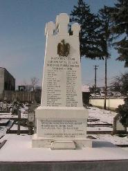 Monumentul eroilor din Maierus