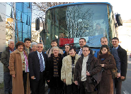 Delegatie franceza in vizita in Romania