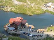 Lacul Balea-Muntii Fagaras