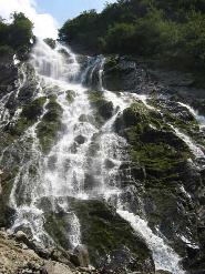 Cascada Balea - Muntii Fagaras