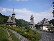 Barsana-MM, Ansamblul manastirii Barsana