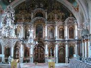 Biserica din Checea cu hramul