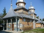Biserica de Stil Vechi Satu Nou
