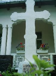 Monumentul eroilor din Crucea