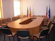 Sala de consiliu a primariei