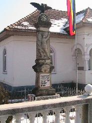 Monumentul eroilor - Ciofrangeni , Arges