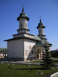Manastirea Risca