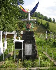 Monumentul eroilor din Dreptu