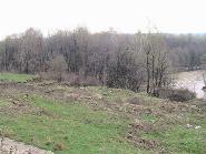 Alunecare teren valea Cernei