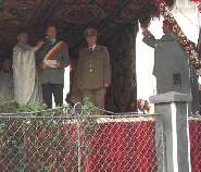 Mariselu - sfintirea Bisericii 08.10.2006 - s-a oferit titlul