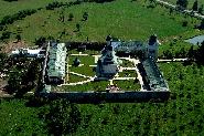 Manastirea Risca - vedere aero2